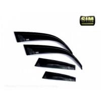 Дефлектор боковых окон FIAT ALBEA 2006-2012 (SIM) Россия