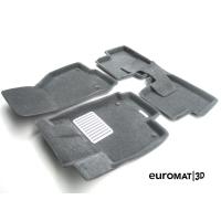3D euro-std SKODA Octavia A7 (2013-)/VW Golf 7 (2013-) (EM3D) Original (Сер)