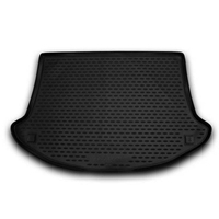 Коврик 3D в багажник HAVAL H2, 09/2014->, FWD