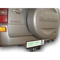 ТСУ для SUZUKI GRAND VITARA (КРОМЕ JB420/JB424W) (5 дверей) 2005-