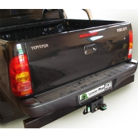 ТСУ для TOYOTA HILUX (4WD) (N2) с задним силовым бампером 2008-