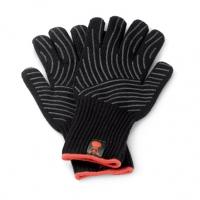 Жаропрочные перчатки для гриля Weber размер L/XL