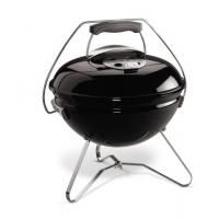 Гриль-барбекю угольный Weber Smokey Joe Premium, 37 см, черный