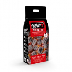 Угольные брикеты Weber 4 кг