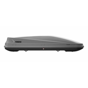 Thule Touring Sport 600 Titan Aeroskin (left side)